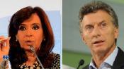 A qué juegan Macri y Cristina Fernández