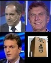 La encuesta que alegra a Macri y preocupa a Scioli