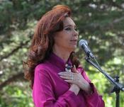 La Presidenta, por el camino de Menem