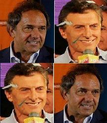 Scioli y Macri definen por penales