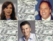 Candidatos ricos, con declaraciones pobres