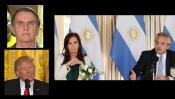 ¿En qué se parecen Bolsonaro, Trump, Alberto y Cristina?