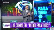 La investigación de La Cornisa sobre Fútbol para Todos y la ruta del dinero G