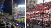 El uso indiscriminado del fútbol para hacer política en el medio del superclásico más caliente