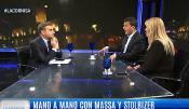 Massa y Stolbizer juntos con Majul