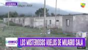 Informe La Cornisa: los numerosos viajes al exterior de Milagro Sala